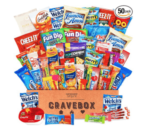 Cravebox gift set