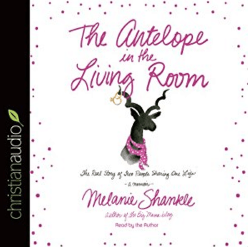 The Antelope in the Living Room book cover