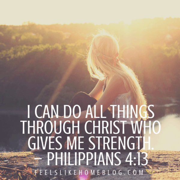 17 Encouraging Bible Verses to Start Your Day - Free