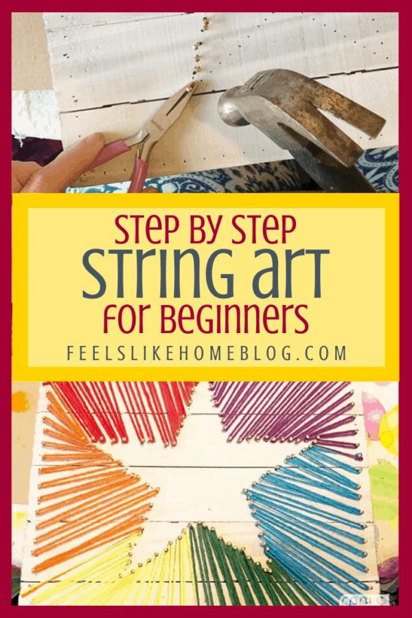 String art photos