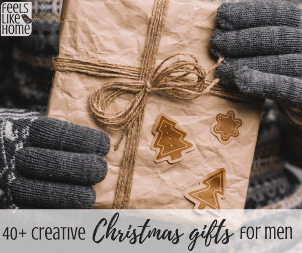 Creative Christmas Gifts.40 Creative Christmas Gift Ideas For Men Feels Like Home