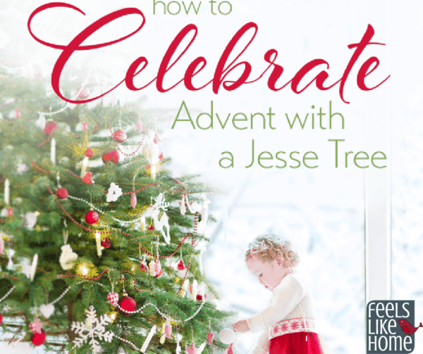 "picture relating to Printable Devotions for Tweens named How toward Rejoice Introduction with a Jesse Tree Feels Together with Homeâ""¢"