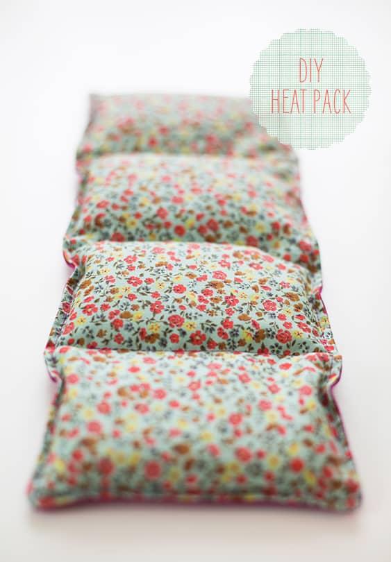 homemade heating pack