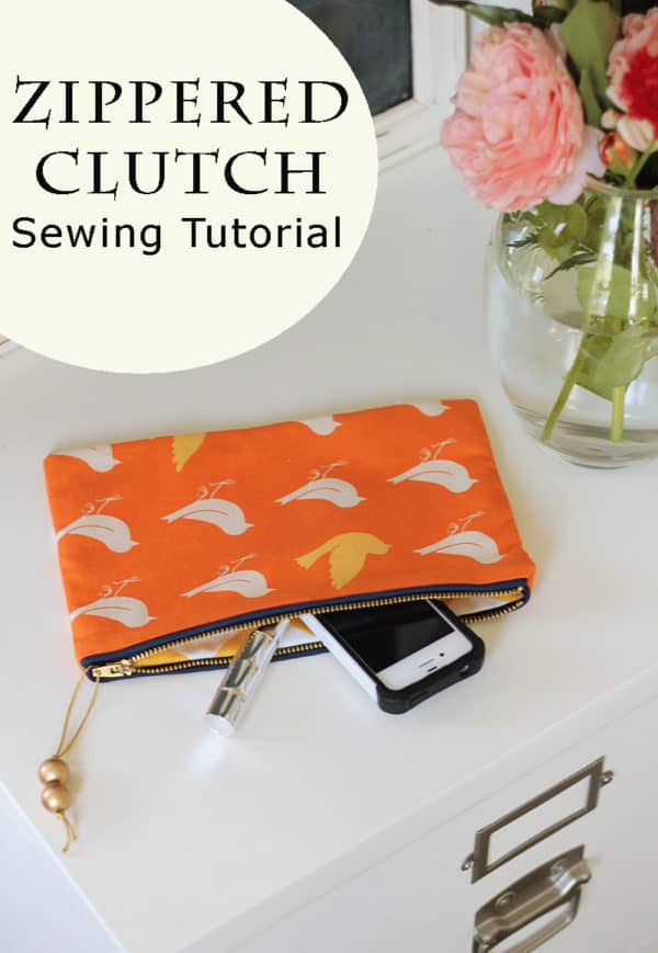handmade clutch purse