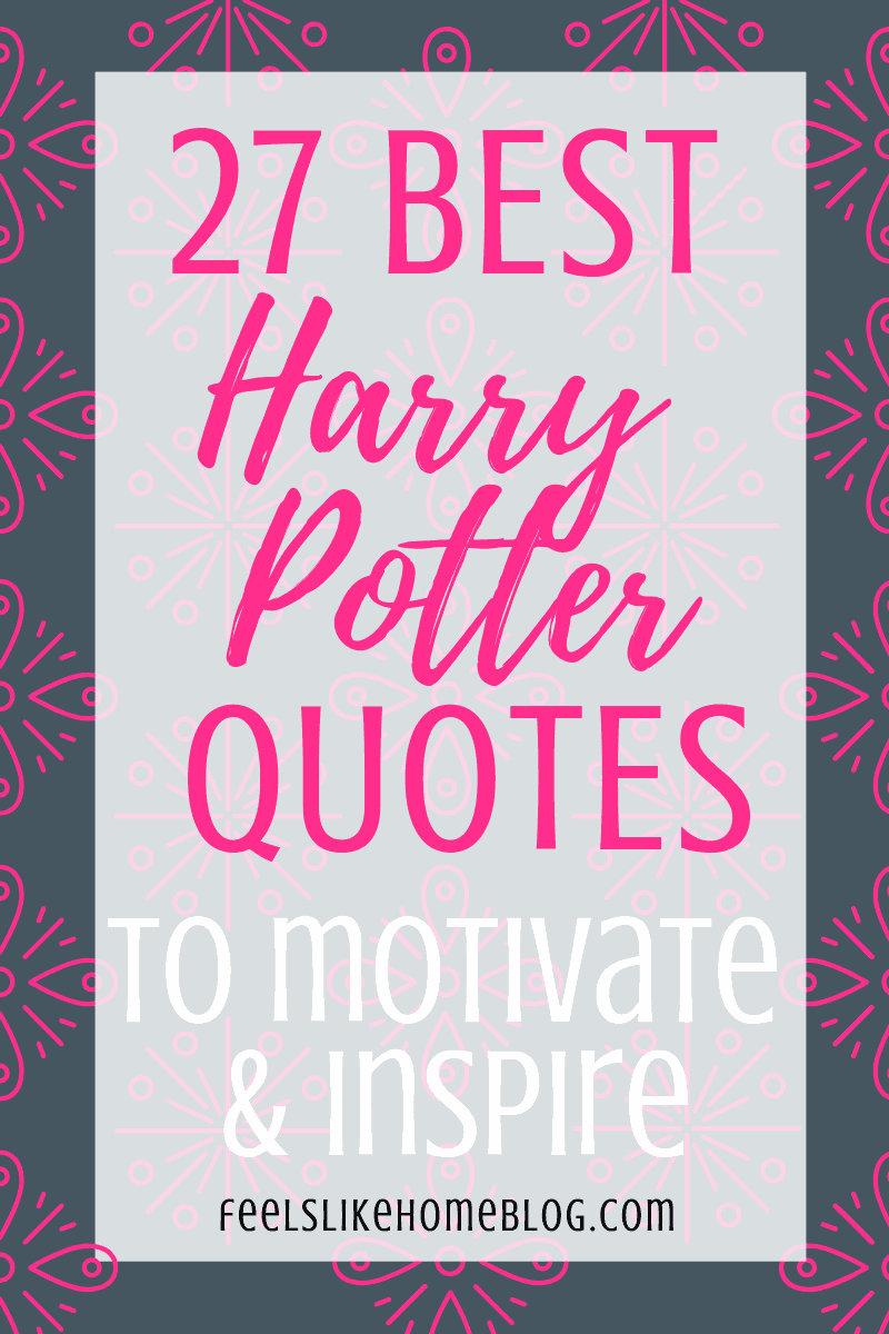 photo about Printable Harry Potter Quotes called 27 Least complicated Inspiring Harry Potter Rates Printable