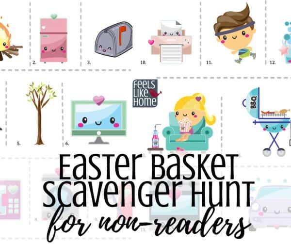 easy clues #easter #easterbunny #funmom #funforkids #parenting #kidsactivities
