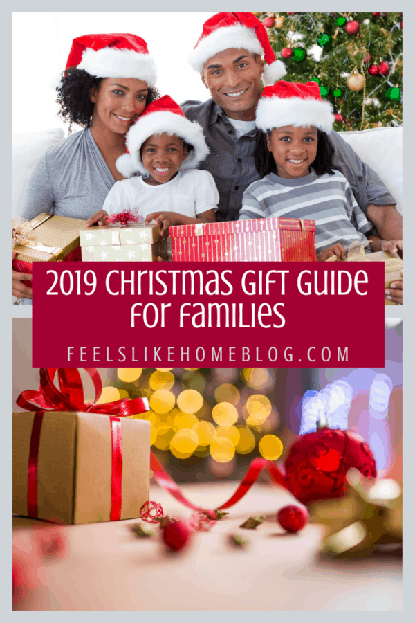 Christmas 2019 gift guide - Hundreds of awesome ideas for the best gifts for him, her, and the kids. Great suggestions for moms and women, for dads and men, and for children, toddlers, tweens, and teens. Includes books and games as well as clothes and toys for girls and boys.
