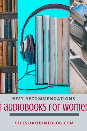 The best audiobooks for 2020 for women - Includes romance, books on love, memoirs, both fiction and non-fiction. Some novels and some historical fiction. Great ideas for libraries, including some new books and older ones.