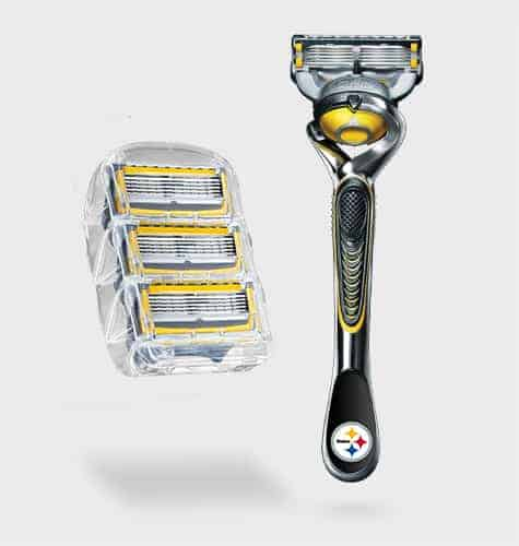 Christmas gift ideas for men personalized razor