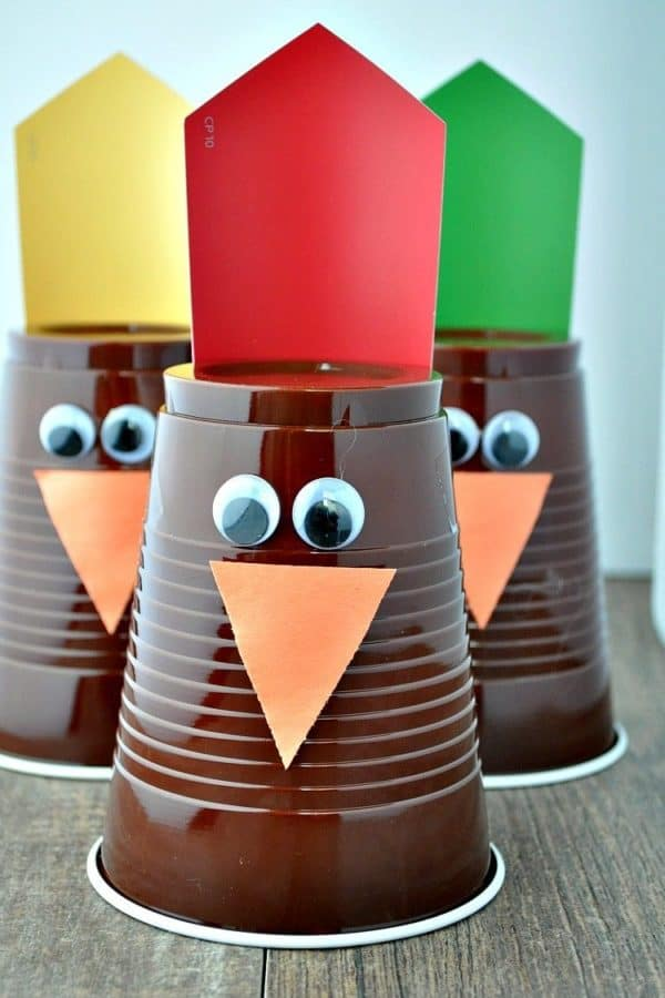 turkey-bowling-thanksgiving games for families