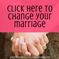 Biblical marriage advice for troubled or good marriages. Practical tips and ideas for Christian women. Helps to build trust and respect when you're fighting or struggling. Ideas for date nights, conversation starters, and more. The best tips for wives during the first year of marriage, after infidelity, or after baby. Questions and thoughts about relationships.